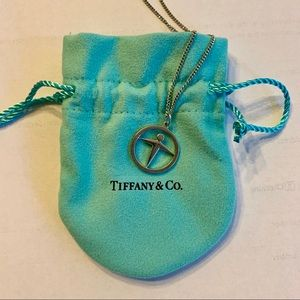 Tiffany & Co. Vintage Manpower Necklace